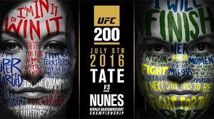 UFC 200 image